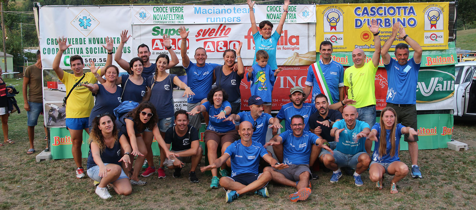 Maciano Team Runners