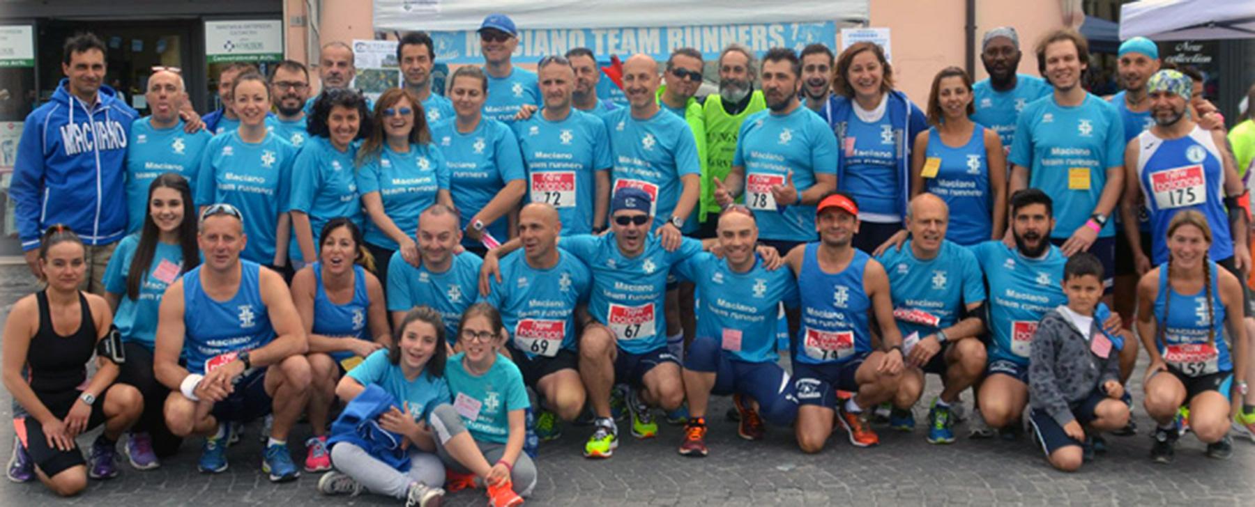 Maciano Team Runners